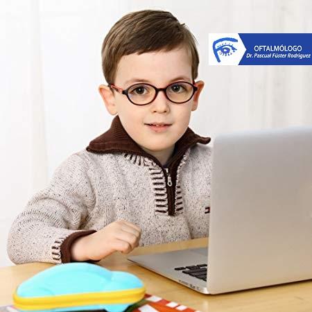 consejos salud ocular infantil