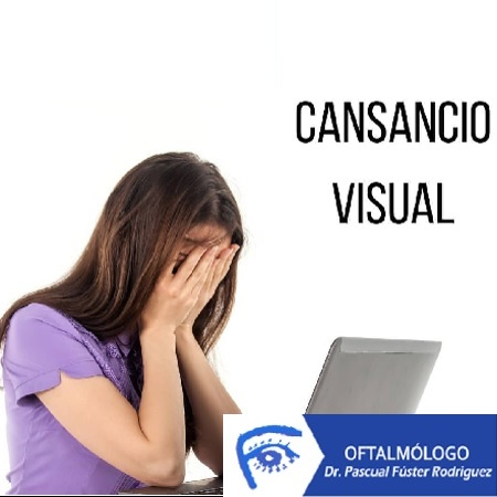 vista cansada